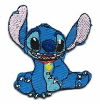 Lilo and Stitch Disney Movie Alien Ohana Embroidered Iron On Patch - $4.87