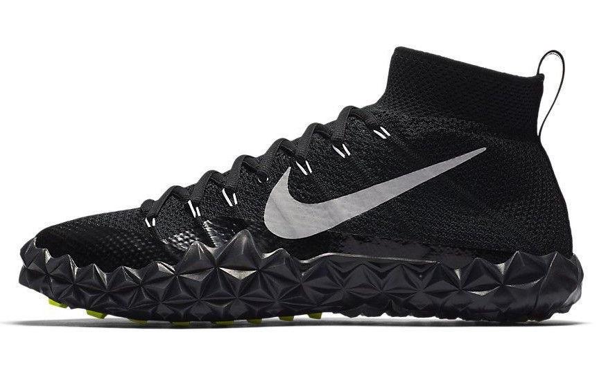 224f6463789 Nike Alpha Sensory Turf Football Black Size and similar items. 57