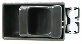 For Nissan P/U 86-92 Interior Front Door Handle Rh=Lh, Chrme Lvr+Red Housing, Pl - $14.74