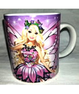 Barbie Mariposa child's Cocoa mug--2007 Kinnerton - $7.99