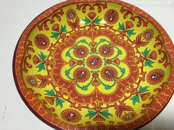 Daher Decorated Ware Asian Chrysanthemum And 50 Similar Items