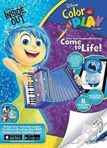 Disney Inside Out Color and Play Coloring and Activity Book - $5.93