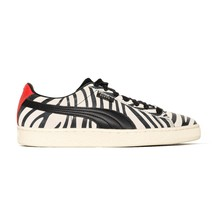 Puma Suede 50 x Paul Stanley (Black/ White Leather/ Black) Men 7-13 - $124.99