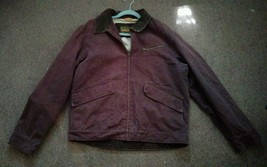 Timberland jacket mens lg used - $39.60