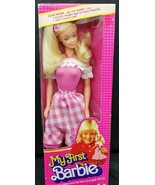 1982 My First Barbie Doll Superstar Era Barbie Doll- Near Mint!! - $49.49