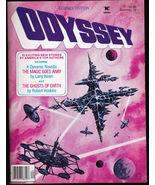 ODYSSEY Magazine # 2 (Summer 1976) Science Fiction  - $4.95