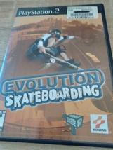 Sony PS2 Evolution Skateboarding image 1