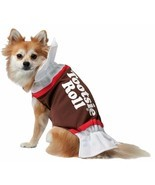 Tootsie Roll Pet Dog Costume Halloween GC4003 - £31.83 GBP