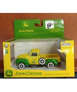 JOHN DEERE 1/43 1950 Chevy Die Cast Truck - $13.85