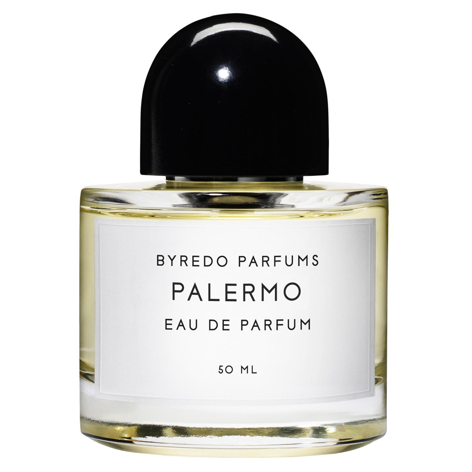 PALERMO by BYREDO 5ml Travel Spray Bigarade Musk Ambrette Perfume Citrus