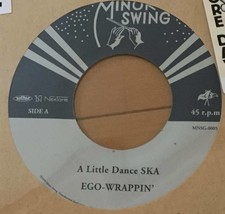 â—‹Ego Wrappin A Little Dance Ska Rsd2018 Egolapin Record Store Day 2018... - $2.579,55 MXN
