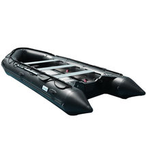 BRIS 1.2mm PVC 15.4 ft Inflatable Boat Inflatable Rescue &Dive Boat Dinghy Raft image 6