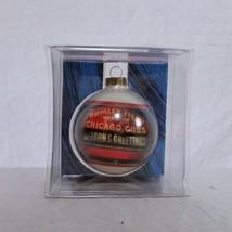 VTG 2000 Chicago Cubs Christmas Tree Ornament MLB Baseball Special Editi... - $19.99