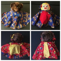 Goldilocks And The Three Bears Topsy Turvy Storytelling Doll Plush Stuff... - $11.87