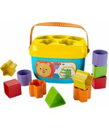 Baby's First Blocks - Infant Toy by Fisher Price (FGP10) NEW - $14.84