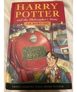 harry potter philosopher's stone first edition - $133.65