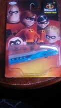 2018 jakks INCREDIBLES 2 METROLEV TRAIN  DISNEY/PIXAR train momc - $12.00