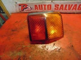 87 Nissan Sentra HATCHBACK wagon passenger side right brake tail light a... - $84.14