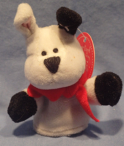Starbucks 2003 Collector Finger Puppet #14 Bandana Dog 2 in Series of 2 NEW - $13.99