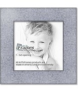ArtToFrames 5x5 inch Platinum Style Picture Frame, WOMBW26-442-5x5 - $28.12