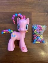 My Little Pony Pinkie Pie Cutie Twistie-Do Beads Mane Decorating MLP Has... - $7.69