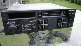 OEM Audi 80 90 100 200 Quattro Auto Radio Grundig Gamma Oldtimer Yongtimer - $166.40