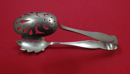 "Buckingham by Shreve Sterling Silver Ice Tong 6 1/2"" Serving  - $389.00"