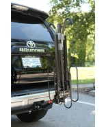 Rear Bike Rack For Car Suv Minivan Truck Hitch Mount Bicycle Carrier Hol... - $158.70