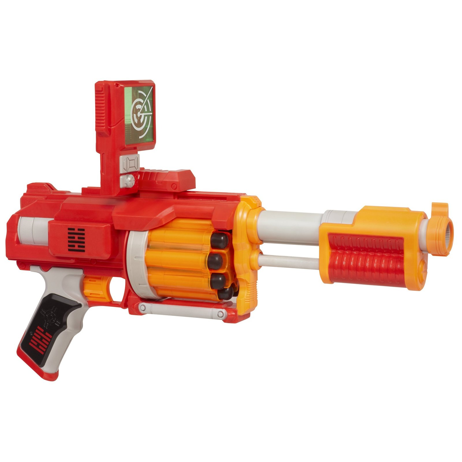G.I. Joe Retaliation - Ninja Commando Blaster From The Makers Of Nerf