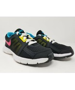 Nike Kids Fusion ST 2 Preschool Black/Pink Flash-Blue-White 457039-005 - $50.00