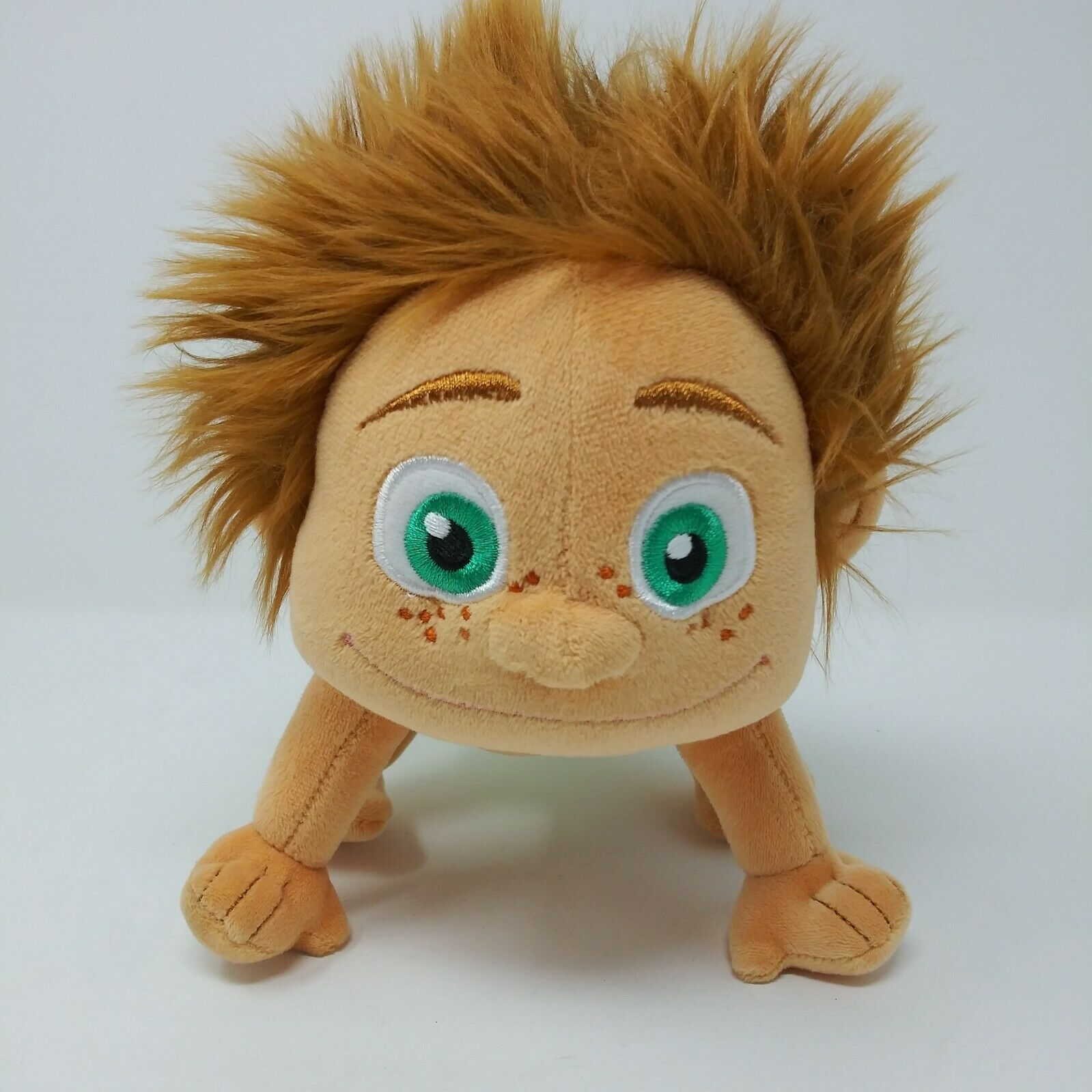 "Primary image for PLUSH Disney Store BABY Toddler TARZAN Doll Rare Stuffed Animal 7"" Toy All Fours"