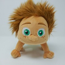"PLUSH Disney Store BABY Toddler TARZAN Doll Rare Stuffed Animal 7"" Toy A... - $18.66"