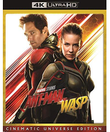 Ant-Man and the Wasp (4K Ultra HD + Blu-ray, 2018) - $15.95