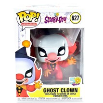 Funko Pop! Animation Scooby-Doo Ghost Clown 50 Years Vinyl Figure #627 - $16.82