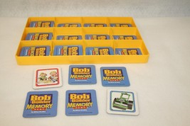Milton Bradley Bob the Builder Memory Match Game Replacement cards Stora... - $17.95