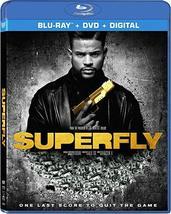 Superfly (Blu-ray + DVD, 2018)