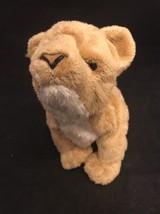 "FurReal Friends LION CUB Newborn Jungle Cat Kitten Interactive Pet 8"" Plush - $8.88"