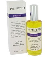 Demeter - Patchouli Cologne Spray for Women 4 oz Priority Mail Shipping - $12.99