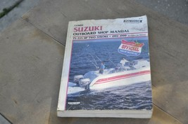 Clymer Suzuki Outboard Shop Manual 75-225 92-99 - $19.99