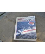 Clymer Suzuki Outboard Shop Manual 75-225 92-99 - $19.99