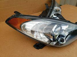 07-08 Toyota Solara OEM Halogen Headlight Lamp Matching Set Pair L&R - POLISHED image 3