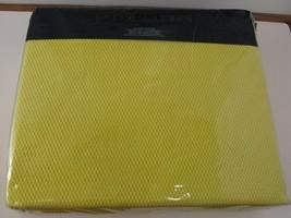 Ralph Lauren PALMER Slicker Yellow full queen blanket NEW - $123.45