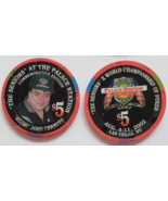 The Seniors 'Miami' John Cernuto Palace Station Las Vegas $5 Commemorati... - $9.95