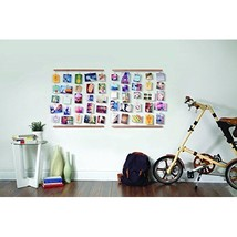 Photo Display Frame Hanging Picture Holder Wall Home Decor Collage Art C... - $43.48