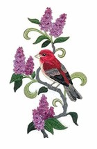 Nature Weaved in Threads, Amazing Birds Kingdom[New Hampshire Purple Finch and P - $19.80