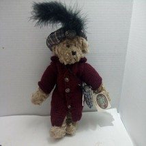 "VTG Ganz ""Bernice"" Teddy Bear Cottage Collectibles by Carol E. Kirby CC2... - $16.15"