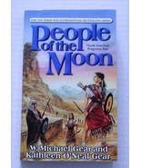 PEOPLE OF THE MOON Native North Americans Series Kathleen O'Neal/Michael... - $5.00