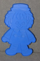 """Raggedy Andy Bobbs Merrill Cookie Cutter Large 8"""" - $7.00"""