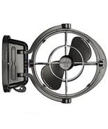 Caframo Sirocco II 3-Speed 7 Gimbal Fan - Black - 12-24V - $109.05