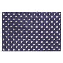 Navy Stars Door Mat - $37.99+